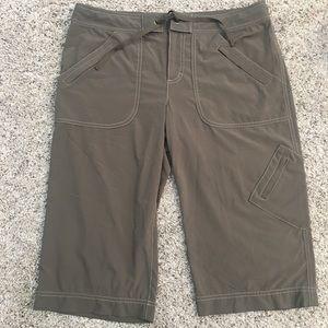 Athleta Army Green Bottoms - Size 10